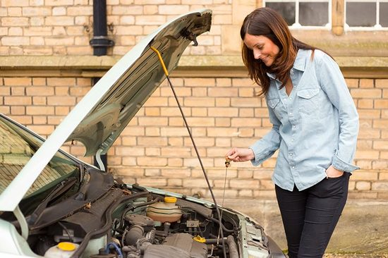 Keeping on top of your engine oil level is easy to do, and will save you money in the long run.