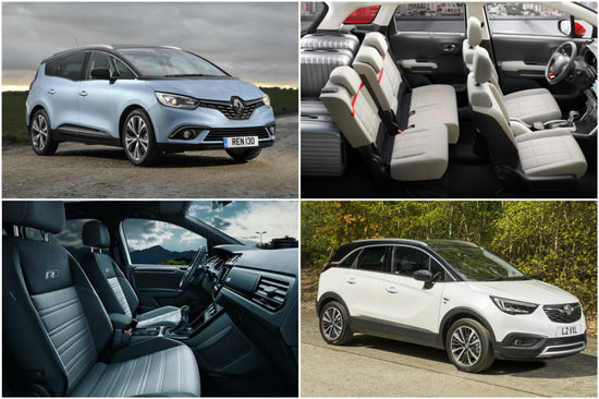 Check out our round-up of the best cars for maximising interior space