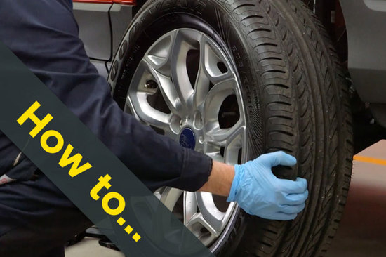 How to change your wheel