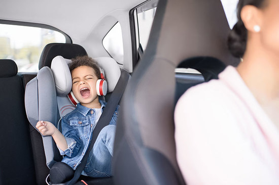 Keeping kids entertained in the car is simple with this playlist!
