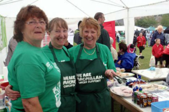 The Ecclesfield Gala is run by volunteers to support the Macmillan cancer charity