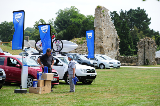 The UK-first Dacia Day was a great success