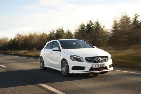 The Mercedes-Benz A-Class is the latest addition to the Arnold Clark Rental fleet