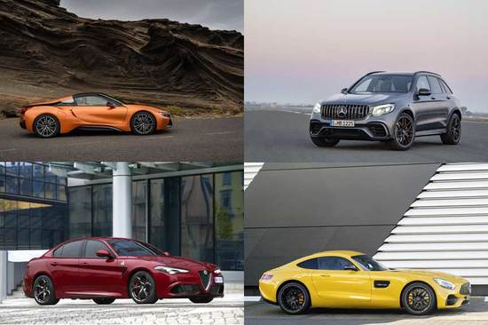 Enjoy luxury and style in these cars.