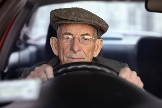 Statistics show that people over the age of 70 are much safer on the road than those under the age of 30