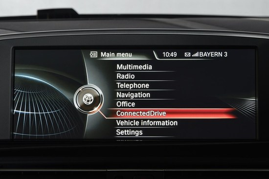Enhancements to BMW's ConnectedDrive will allow you to upgrade your car from your in-car screen