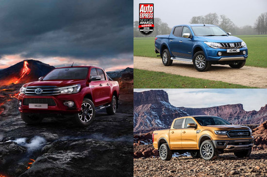 Pick-ups make great commercial vehicles