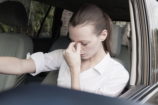 Keeping calm behind the wheel is easy with these handy tips