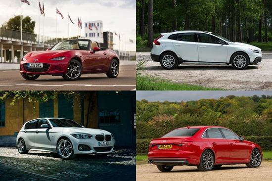 Check out our list of the best sporty cars under £15k