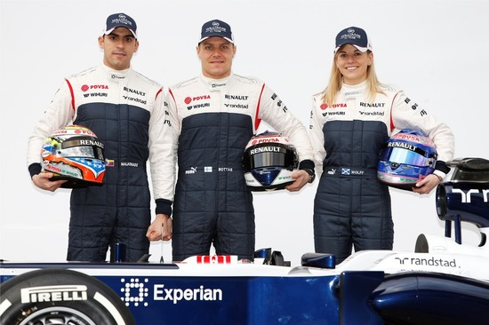 Scot, Susie Wolff leading the way for women in motor sport