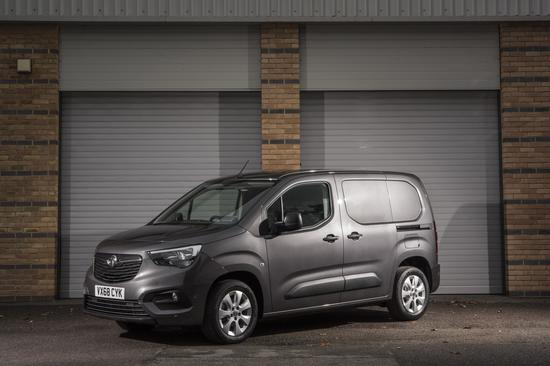 The new Vauxhall Combo