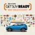 The Get SUV Ready event.