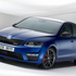 The new Skoda Octavia vRS will launch in the UK first - in July 2013