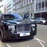 Lord Sugar has a private plate reading AMS 1 (his initials!) on his Rolls Royce