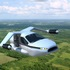 The flying car has the ability to cover 500 miles in the air without stopping and will be designed to automatically avoid other traffic. Image: Terrafugia