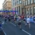Runners at last year's Great Scottish Run.