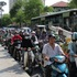 One of the scariest parts of Vietnam, especially for a foreigner, is the traffic on the roads